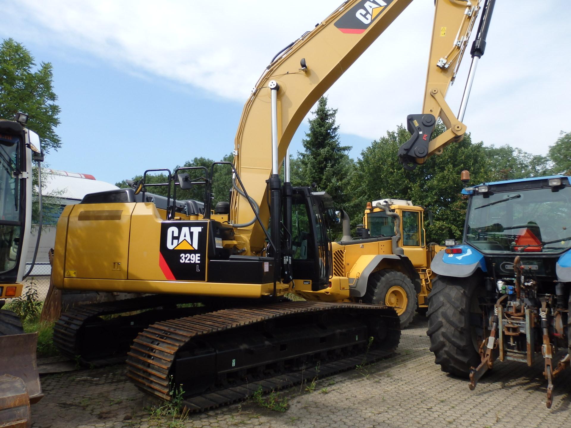Caterpillar 329EL – Sold