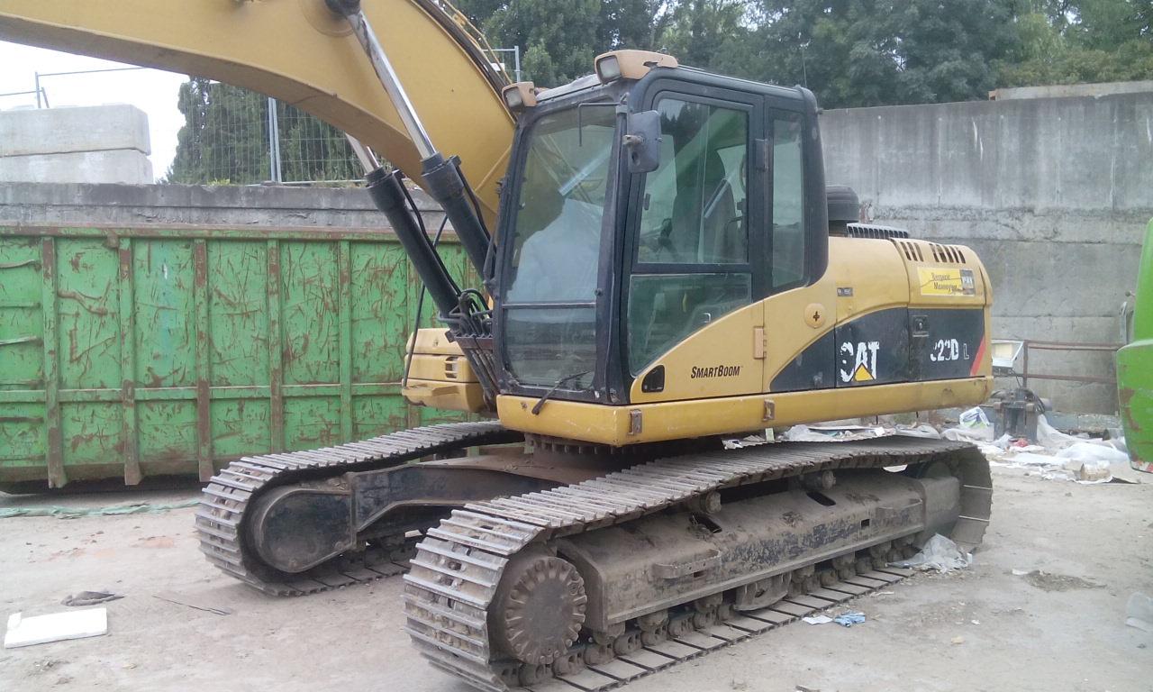 Cat 323DL