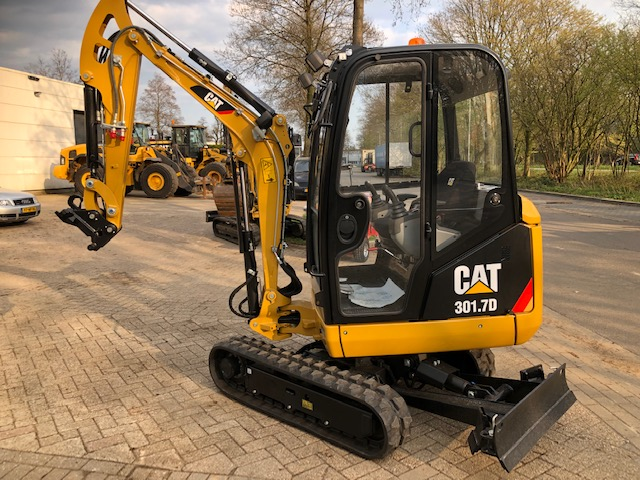 Caterpillar 301.7D. !!.New.!!!