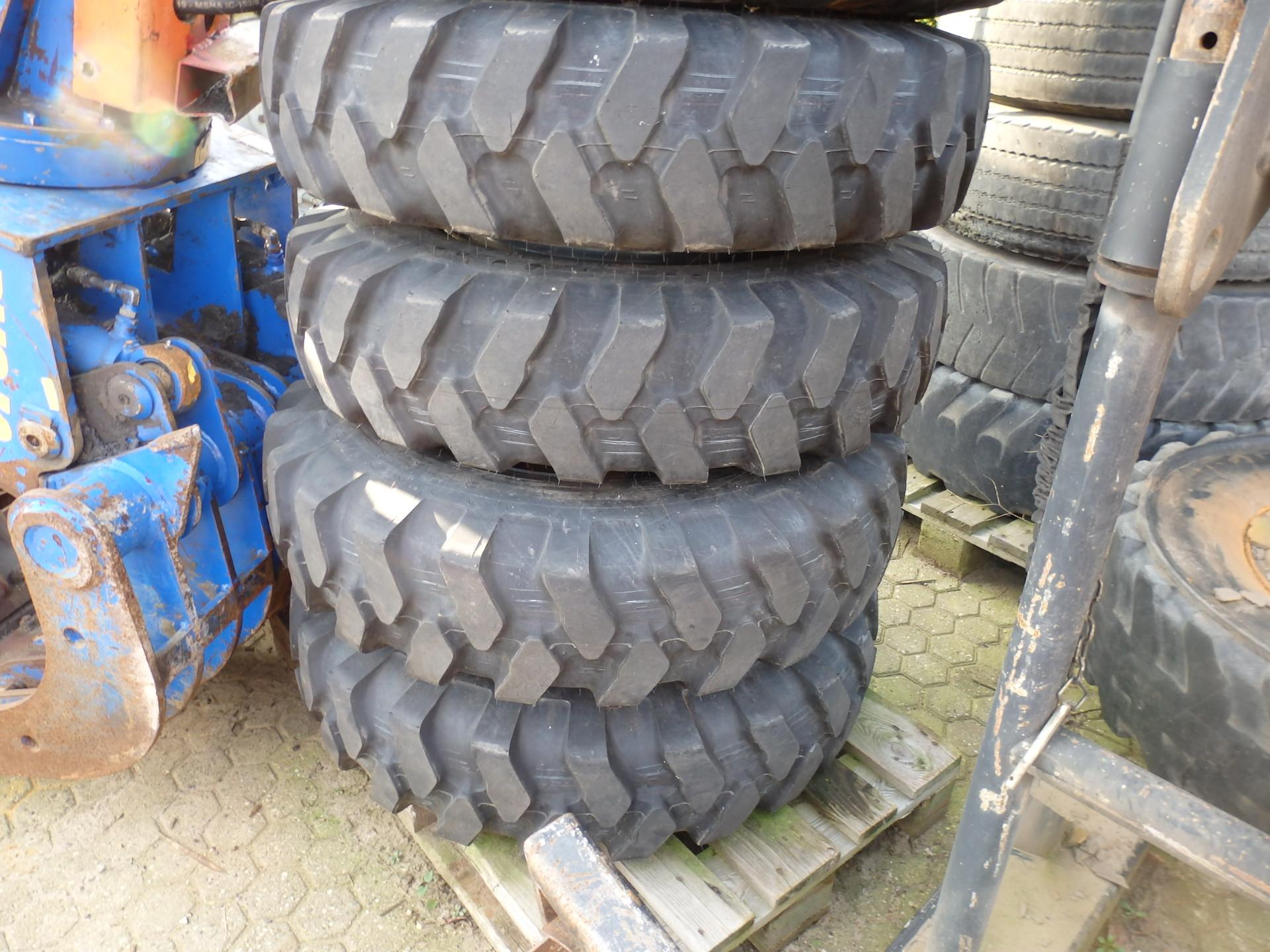 Mitas Tyre's