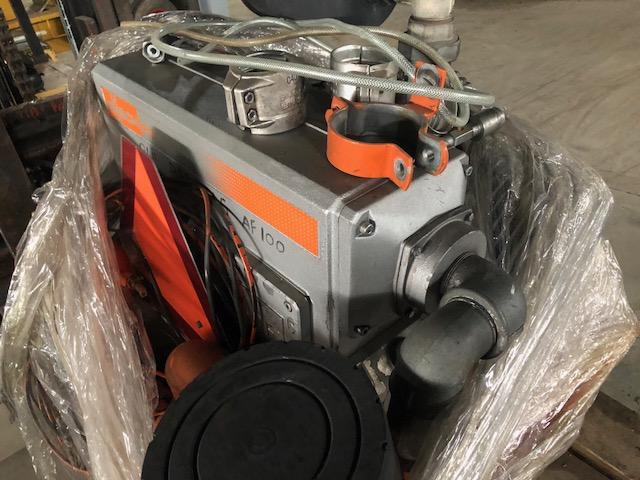 Busch R5 vacuum