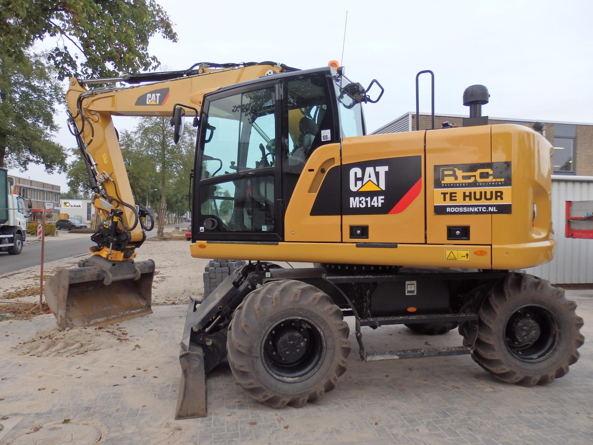 2 x Caterpillar 314F – Coming soon